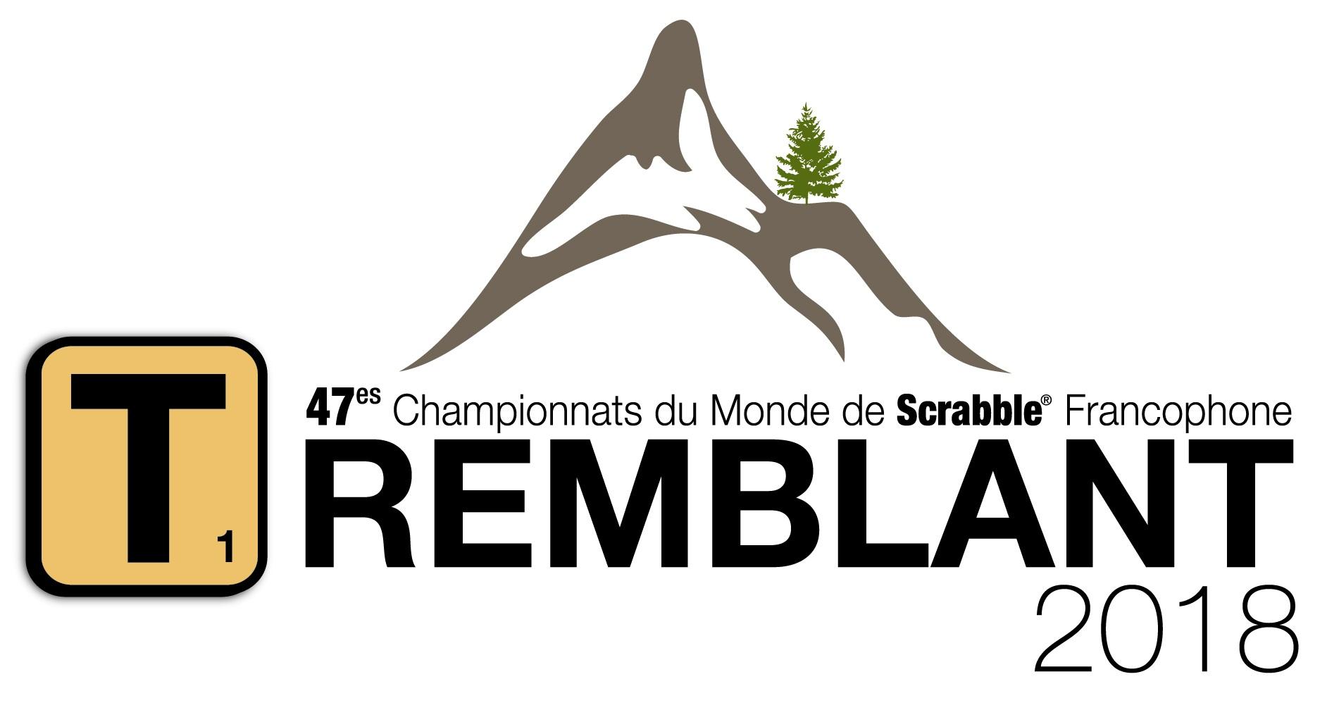 Les 47es Championnats du Monde de Scrabble Francophone, Tremblant (Québec, Canada)