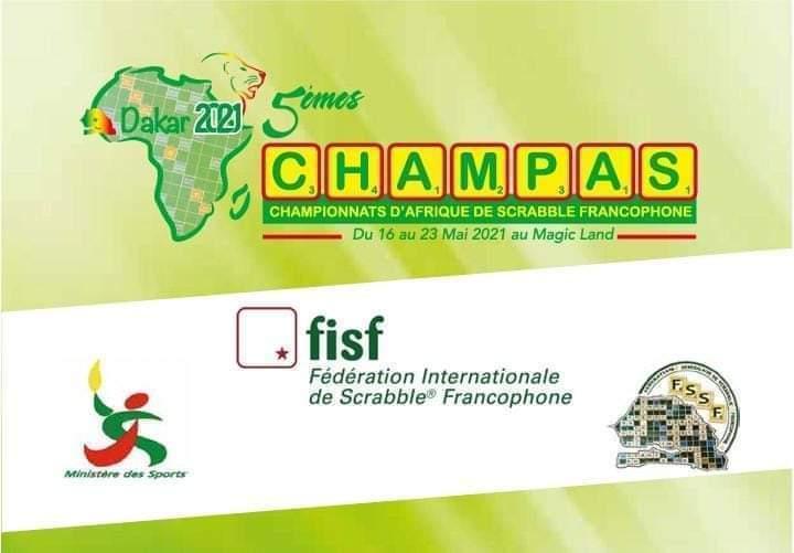 Championnats d'Afrique de Scrabble – ChampAS 2021 à Dakar (Sénégal) : razzia camerounaise !