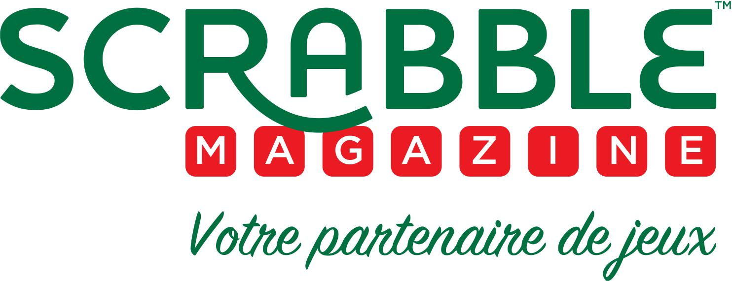 Logo Scrabble Magazine