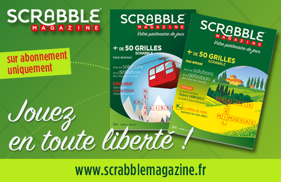 visuel Scrabble Magazine FISF